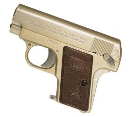 COLT 25 HOP UP pocket gold + 2eme chargeur