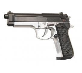 M92fs spring bicolore ASG (noir/argent) 0,5j max