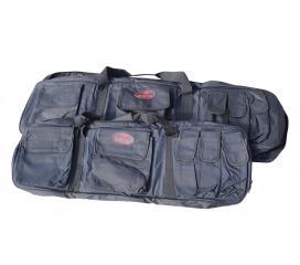 Housse extensible DMoniac noire 100cm 5 poches + Bandoulière
