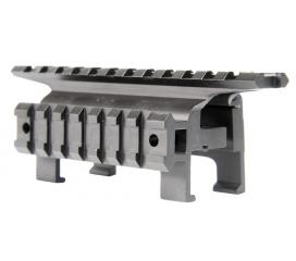 Rail mp5/g3 métal pro tactical _ multi rails