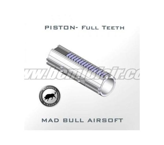 Piston polycarbonate 7 dents Mad bull