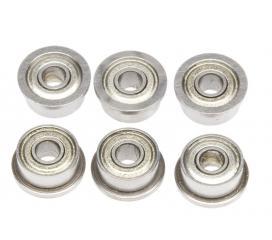 Bagues métal 8mm pour gearbox de Ca249 (x6)