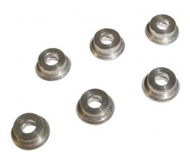 Bagues métal pour gearbox 6mm (x6)