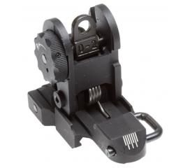 Flip up rear sight1