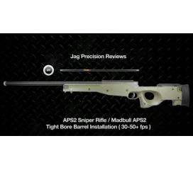 canon de précision 6 03 x 499mm pour série aps-2