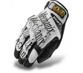 gants mechanix original vent blanc