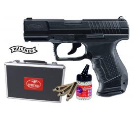 Pack Walther P 99 + Malette aluminium + 1000 billes + 3 capsules de CO2