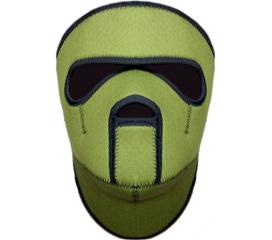 Neoprene Mask Full Olive Drab - KA-MASK-03-OD