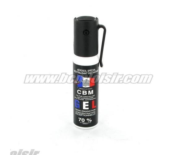 Bombe de defense gel 25 ml