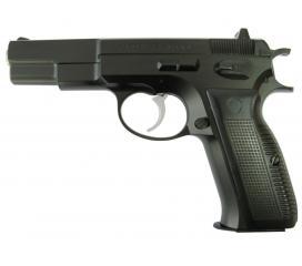 CZ75 noir gaz culasse mobile