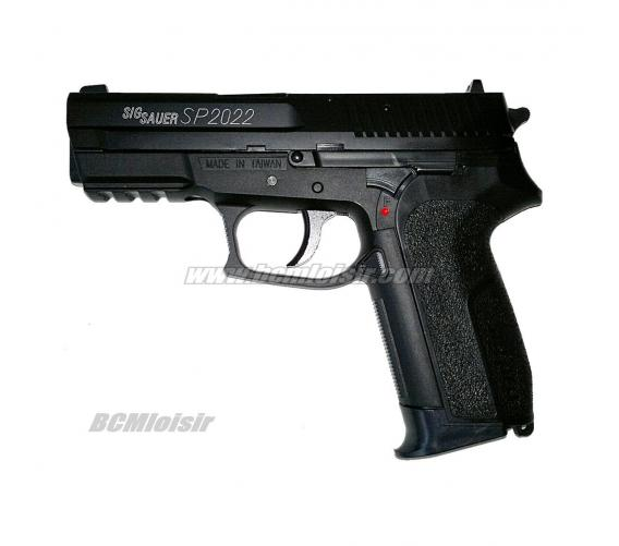 SIG SAUER SP2022 CO2 Culasse metal