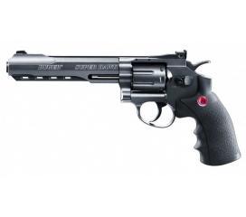 Ruger super hawk 6pouces noir revolver 3j c02 6mm
