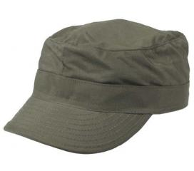 Casquette military Olive