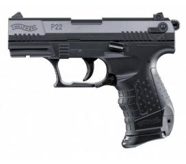 Walther P22 spring noir 0,5 joule