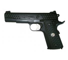 Knighthawk 1911 FM Gaz blowback full metal WE+ chargeur supplementaire