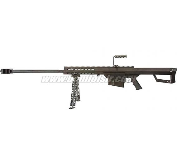 Sniper Barrett M82A1 Snow wolf AEG full metal