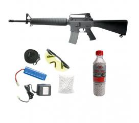 Pack combat SP003P-1 M15A4 Rifle Armalite SLV