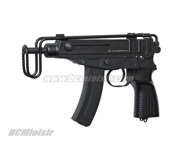 Scorpion VZ61 SLV Aeg 0,7J set complet