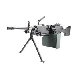 M249 MK II A&K AEG 1,4j amobox 2500cps