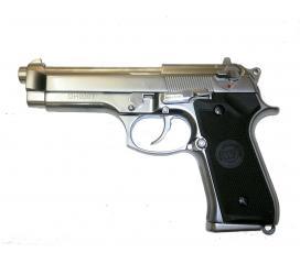 M92 S full metal matte chrome GBB WE