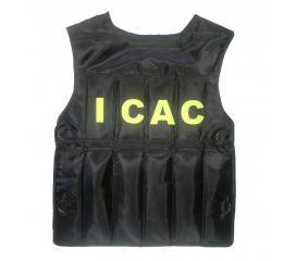 Gilet ICAC clack billes