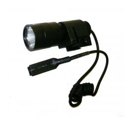 Micro lampe Led 3W 75 lumens Flashlight