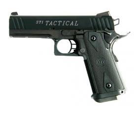 STI Tactical magnesium GBB 0,8j Gaz culasse mobile