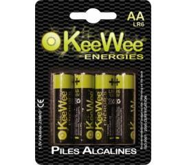 Piles alcalines lr06 / AA