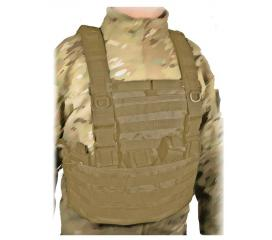 Veste tactique Molle Swiss Arms tan