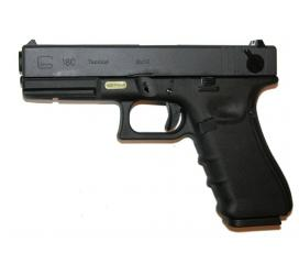 G18 C III generation metal slide GBB WE
