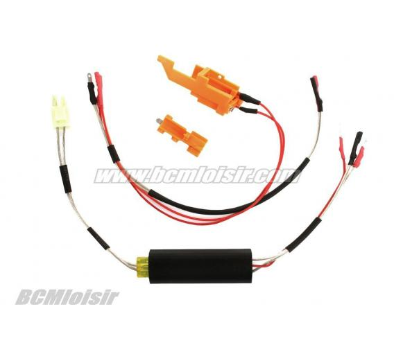 Mosfet pour gearbox V3 cablage avant ( type AK )