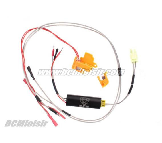 Mosfet pour gearbox V2 cablage avant ( type M4 )