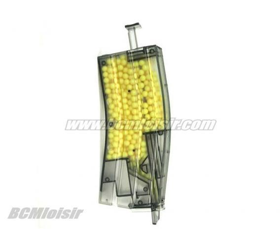 Chargeur rapide grande capacité 450 bbs quick loader