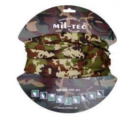 Tour de cou multifonctions vegetale Headgear Miltec