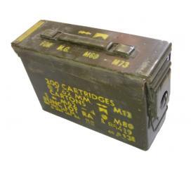 Caisse munition Metal Originale US Occasion