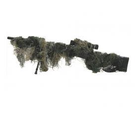 Filet de Camouflage Woodland pour repliques longues