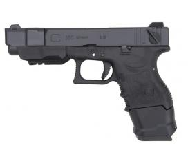 G26C Advance Generation III BK metal slide GBB WE