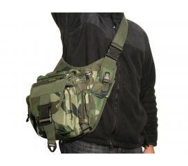 Sac Bandouliere camo Swiss Arms epaule ou taille