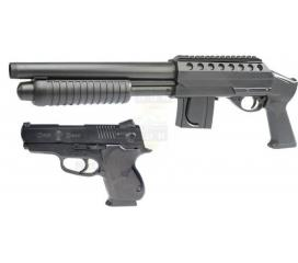 Pack M 500 Mossberg grip model + Pistol M45 Tactical Kit