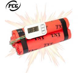 Bombe TNT avec minuteur