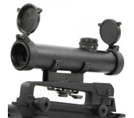 Lunette 4X22 U Compact Special M4, M15 Element Fixation rapide