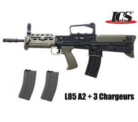 L 85 A2 Assaut Rifle Carbine Full Metal by ICS Airsoft AEG