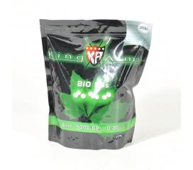 Billes King Arms precision sachet 1KG 0,20 gr bio