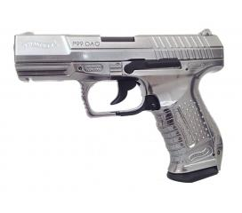 P99 Walther DAO Chrome Cameleon blowback CO2 1,9 J