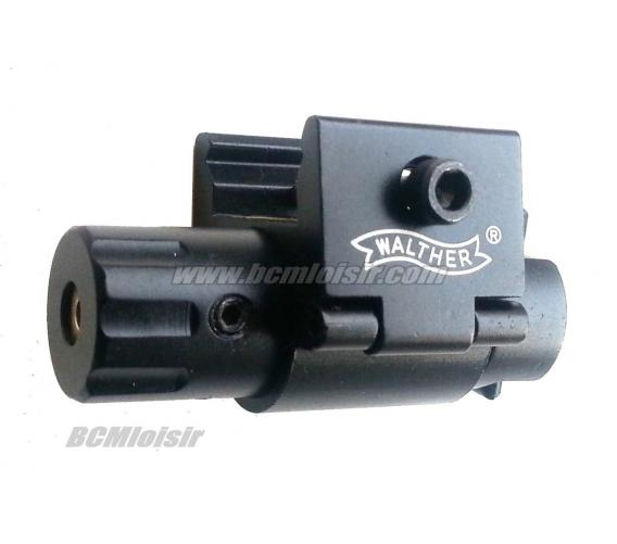 Micro Laser universel shot spot class 2 Walther