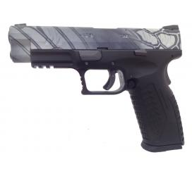 XDM40 Kryptek Typhoon WE Gaz blowback 0,9 J