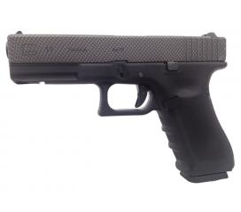 G17 Carbon Tactical version metal slide GBB WE