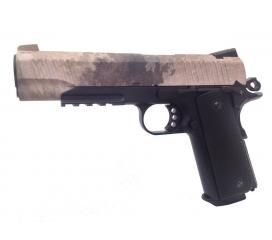 M1911 Atacs Tactical Elite Force Full metal CO2