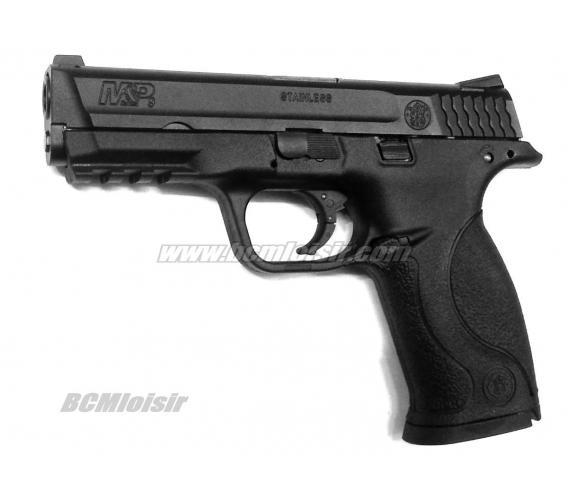 M&P 9C Full Size Smith et Wesson Métal Slide Gaz Blowback