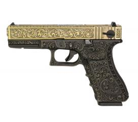 G18 C Classic Pattern metal slide Full Auto GBB WE